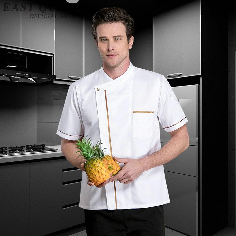 Veste uniforme de Chef, traiteur de chef, service de restauration, vêtements de chef, vêtements uniformes, vêtements d'hôtel, restaurant, cuisine, uniforme de Chef