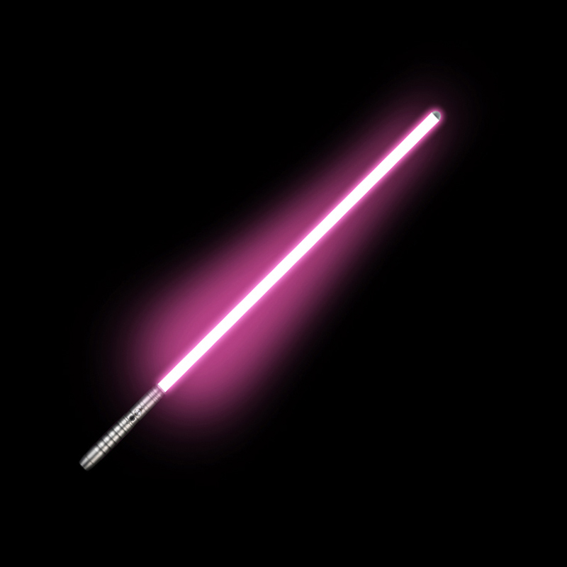 LGT Cosplay sable láser Luke skywalker sable de luz Jedi Sith láser fuerza FX pesado duelo fuerte sonido de alta luz con FOC - 3
