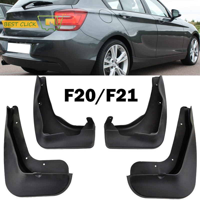 XUKEY FRONT REAR MUD FLAPS FOR BMW 1 SERIES F20 F21 2012 2013 2014 2015 2016