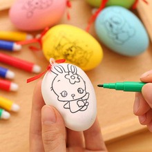Plastic Eggs For Painting Promosyon Tanıtım ürünlerini Al Plastic