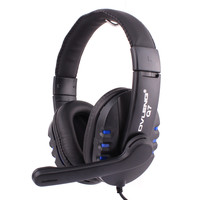 2014 New OVLENG Q7 USB Computer Headphones Wholesale Business Music Game Brand Headphones