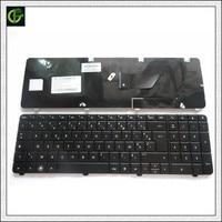 Fransızca Azerty Klavye için HP Compaq CQ72 Presario G72 G72 100 G72 200 AEAX8U00010 615850 001 615850 051 FR|Yedek Klavyeler|Bilgisayar ve Ofis -