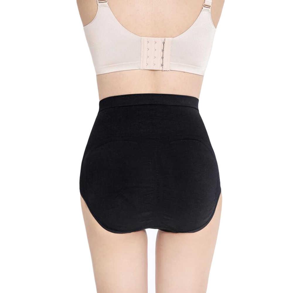 af416103ddac Bragas de postparto ropa interior de algodón de mujer Bragas de cintura  alta bajo el desgaste Tanga postparto ropa interior de maternidad  recuperación ...