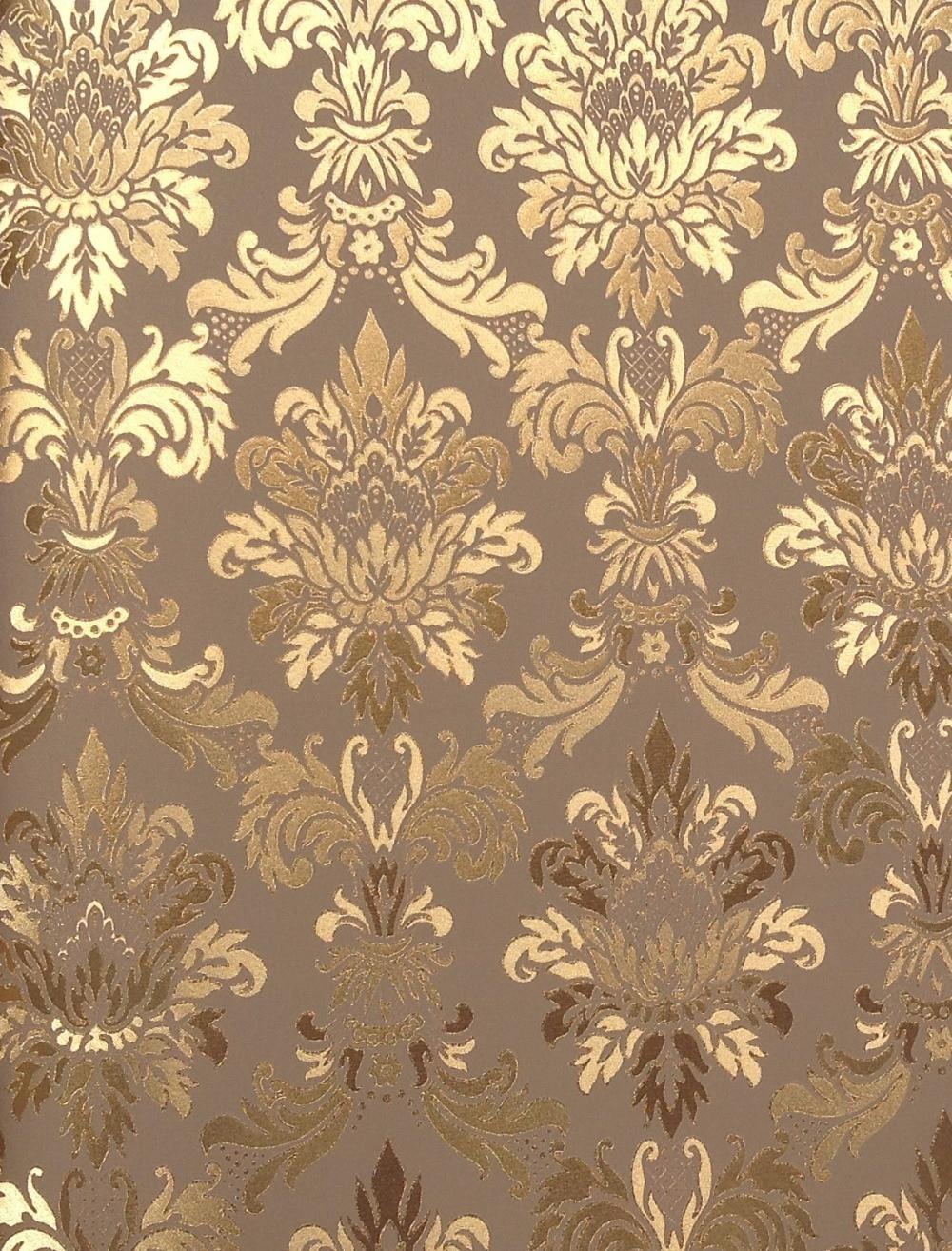 Decorative Wall Paper Big Pattern