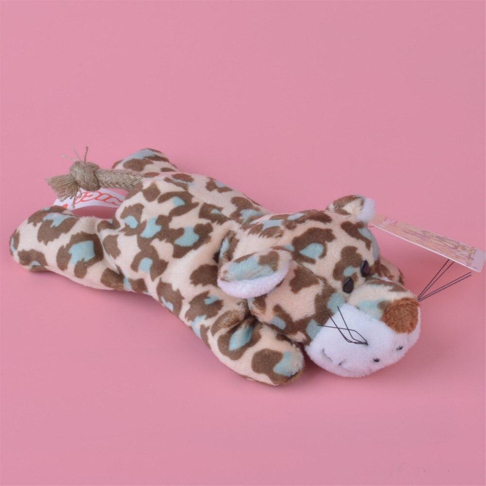 3 шт. леопарда плюшевые магнит на холодильник игрушка, дети ребенок кукла подарок Бесплатная доставка