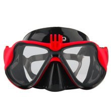 HWCamera Mount Diving Mask Scuba Snorkel Swimming Goggles for GoPro Hero 2 3 new arrival