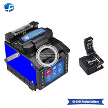 Best quality KL-520E Fiber Optical Fusion Splicer with 3.5 inch color LCD Fusion Splicer Free shipping(China)