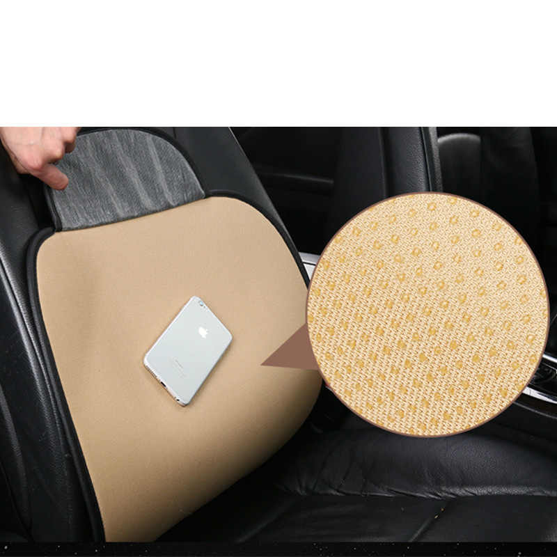 Auto seat cover covers auto interieur accessoires voor hyundai getz starex veracruz verna accent elantra santa fe sonata