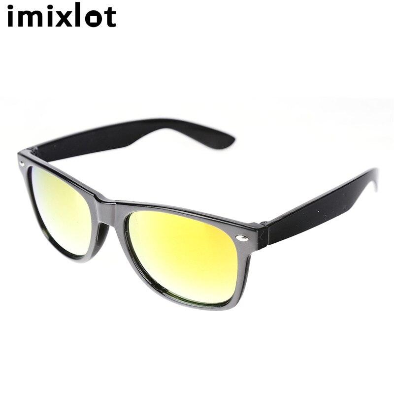 Del Occhiali Uv400 Oculos Sole Donne Imixlot c Fashion e b Da Masculino Square New Flat Top f Progettista Retrò Di Oversize Marca A d 4a4Fxn8