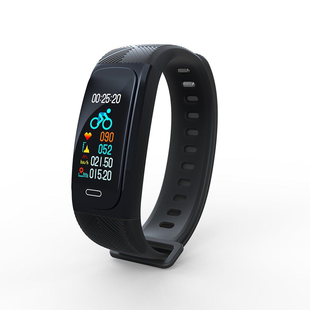 R1 Color Screen Smart Wristband Bracelet Band OLED 128 x 80 Touch Screen Fitness Bracelet Watch Sports 2019 for Android IOSR1 Color Screen Smart Wristband Bracelet Band OLED 128 x 80 Touch Screen Fitness Bracelet Watch Sports 2019 for Android IOS