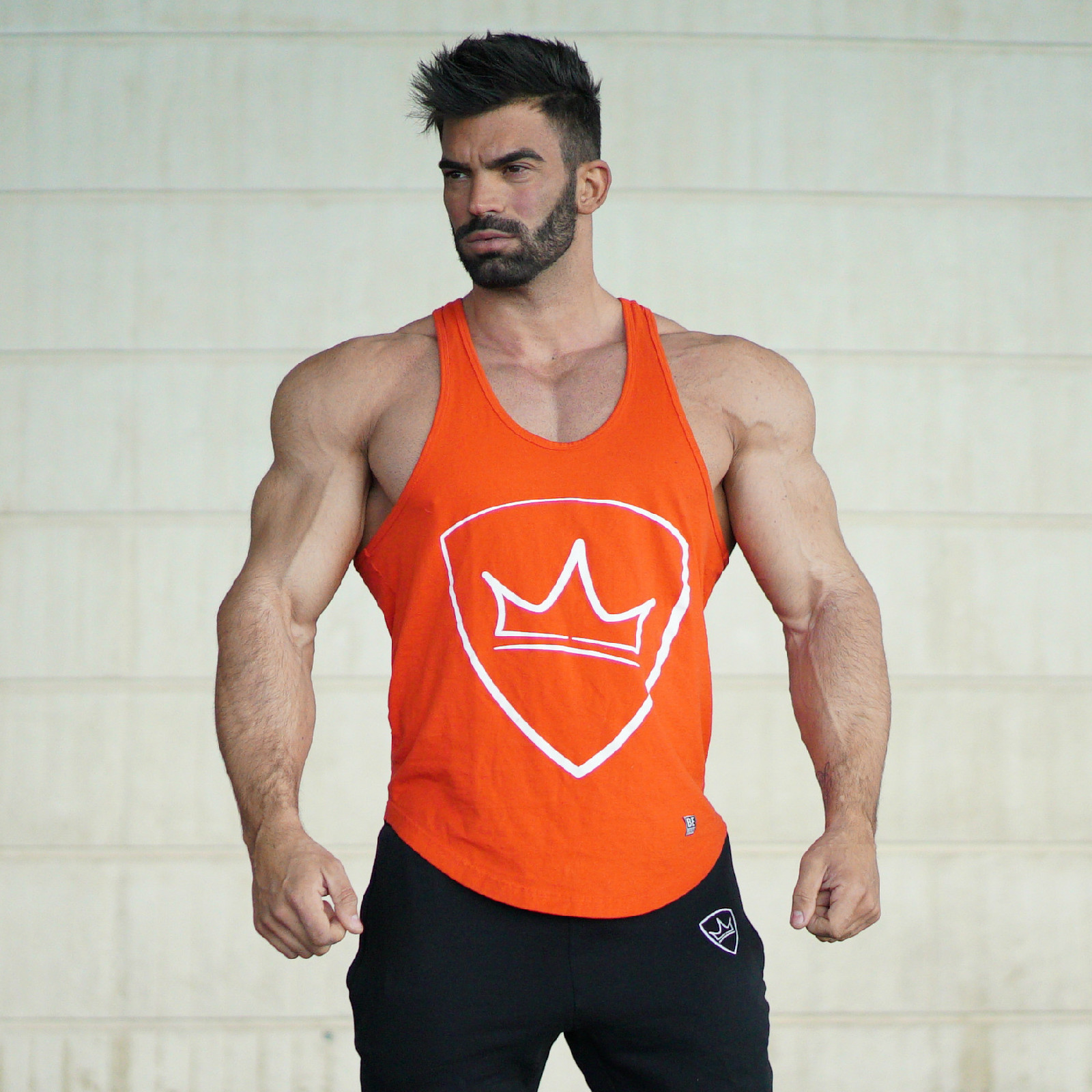 Men's Sleeveless   Top   Bodybuilding Fitness Stringer Men   Tank     Top   Golds Gorilla Wear Vest Undershirt   Tank     Tops