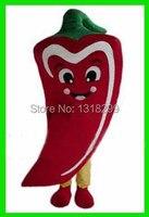 אדום צ 'ילי חם פלפל קמע תלבושות קמע התחפושת custom פנסי תלבושות קוספליי נושא mascotte קרנבל תלבושות