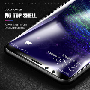 Image 2 - Screen Tempered Glass on the For Huawei Honor 10 8x Max Protective Glass Cover For Huawei Honor 7a 8x 8 9 Lite Protector Glass