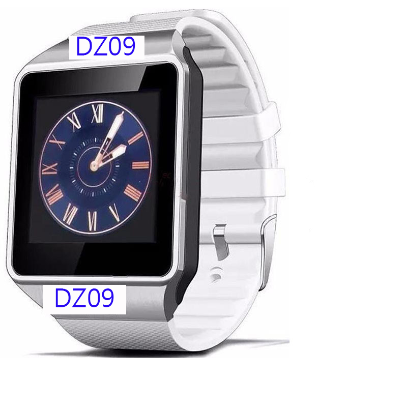 Smartwatch Device Original DZ09 Smart Wrist Watch Digital SIM TF Card Bluetooth