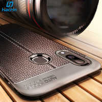 For Samsung Galaxy A40 Case Leather TPU Cover Shockproof Phone Case On For Samsung Galaxy A40 A 40 Cover Full Protection Bumper
