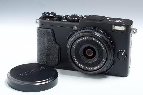 Download Driver: Fujifilm X70 Camera