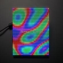 Leeman отлично p5 крытый rgb led большой экран точка матрица SMD модуль видео панели 160 мм х 160 мм 32 х 32 пикселей billboard