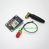 SIM800L V2 0 5V Wireless GSM GPRS MODULE Quad Band W Antenna Cable Cap