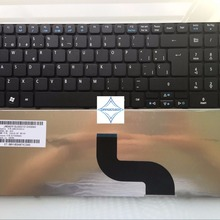 Laptop Keyboard Spanish Acer Aspire 5742 for 5810/5536 5738 5810t/5740/5336/.. Teclado