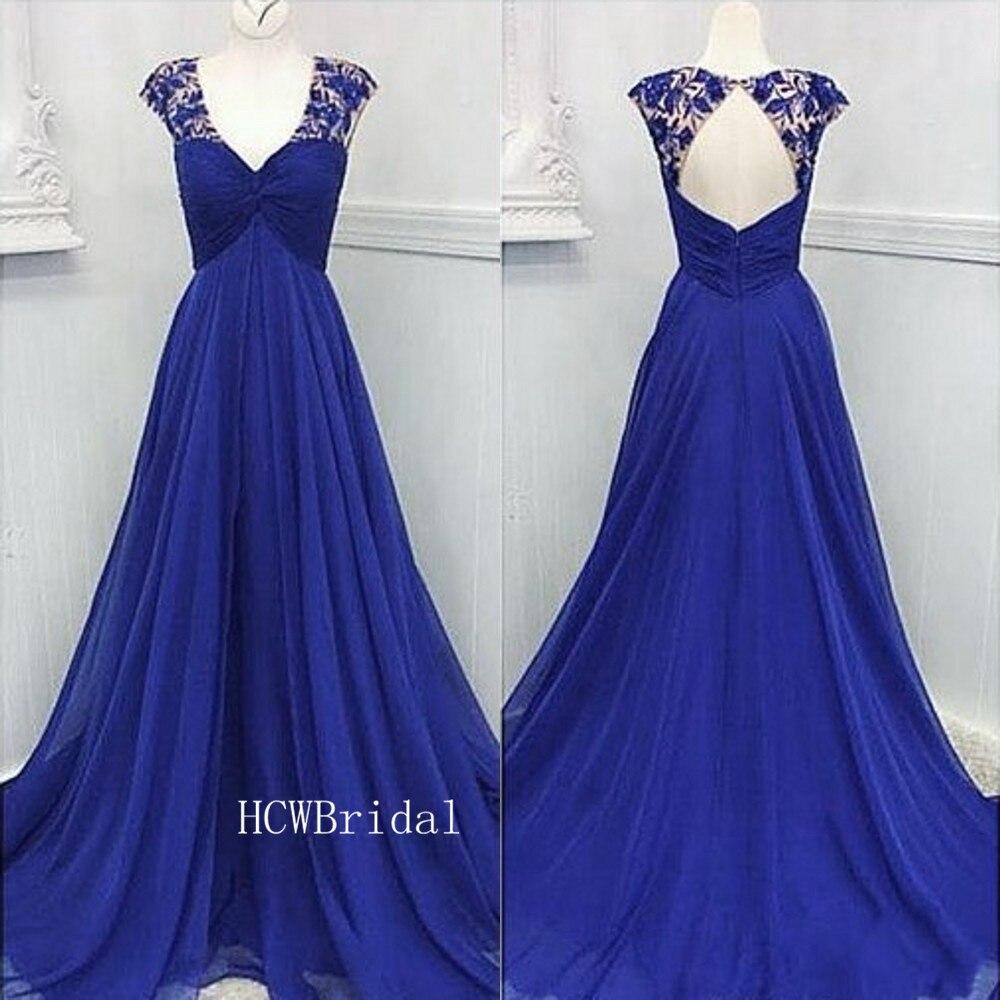 royal blue prom dresses - 904×970
