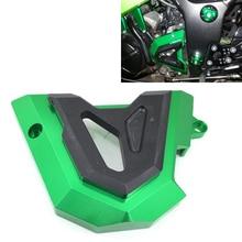For Kawasaki Ninja 250 Z250 250R Ninja 300 Z300 2013-2016 Motorcycle Front Sprocket Chain Guard Cover Left Side Engine