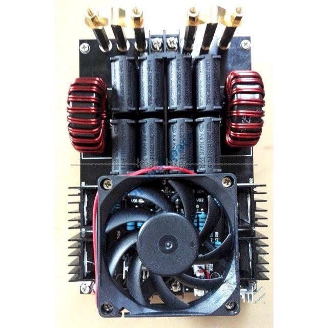 1000 W 50A 1kw ZVS Indução Máquina de Aquecimento Do Produto Tensão 40 v 36 v 24 v 12 v de Alta Freqüência
