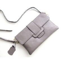 Frauen handtasche umhängetasche erste schicht des rindleders kleine tasche allgleiches vintage umschlag handtasche weiblichen beutel