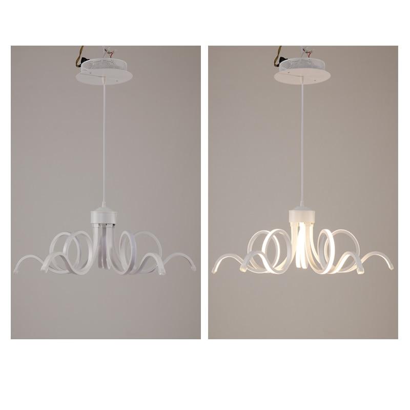 moderno 2017 TZ creativo luces Nuevo Colgante estilo LED jSMqGLUVpz