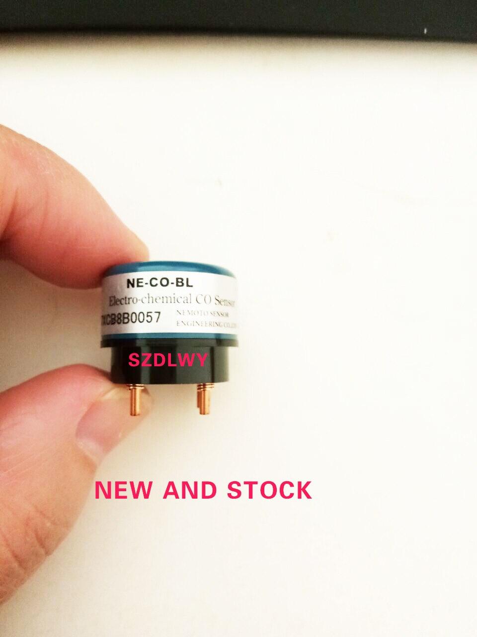 100% NEMOTO sensore di gas CO NE-CO-BL nuovo e magazzino!100% NEMOTO sensore di gas CO NE-CO-BL nuovo e magazzino!