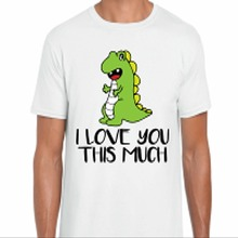 09c348f23 Buy funny t shirt rex and get free shipping on AliExpress.com