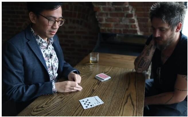 The Inner World Of Tony Chang Magic Tricks