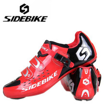 Sidebike Road Cycling Shoes 2018 Outdoor Sport Shoes Bicycle Sneaker zapatillas deportivas hombre sapato masculino Bike Shoes