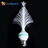 LumiParty E27 3 Wát Quang LED Night Light Color Changing Trang Trí Giáng Sinh Sáng Xmas Decor Night Đèn