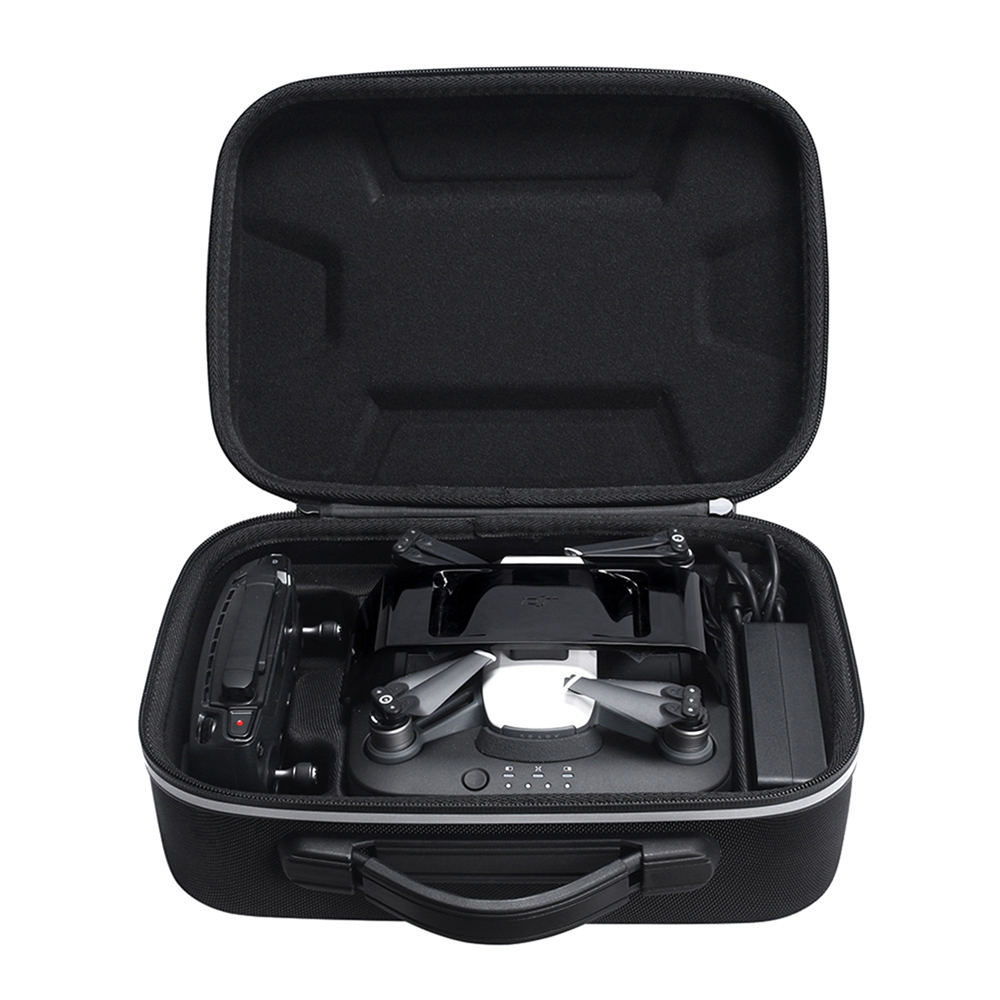 Drone Bags For DJI Spark Portable Charging Station Power Pack & Controller Traveling Case Bag Carrying Case Storage Bag Box portable carrying case storage bag for xiao mi mitu