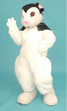 Bunnicula the vampire bunny Mascot disfraz Halloween Anime Cosplay ...