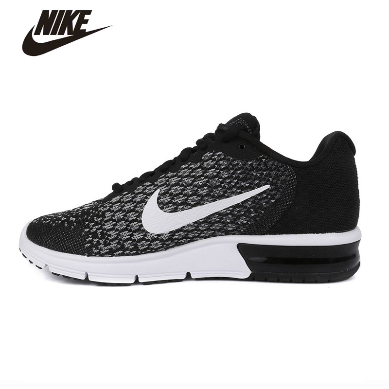 2016 NEW ORIGINAL font b NIKE b font AIR MAX Women s Multicolor Running Shoes Breathable