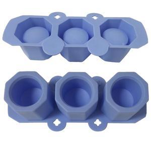 Image 5 - Nuevo molde de cemento para hacer moldes de silicona hecho a mano artesanías de arcilla fabricación de moldes de cemento plantas suculentas herramienta de moldeo de macetas de hormigón