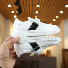 AFDSWG spring PU kids sport shoes black children boys green sneakers for red child kids,shoes girls