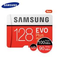SAMSUNG New Micro SD Memory Card EVO 256GB 128GB 64GB 32GB 95MB S 100MB S C10