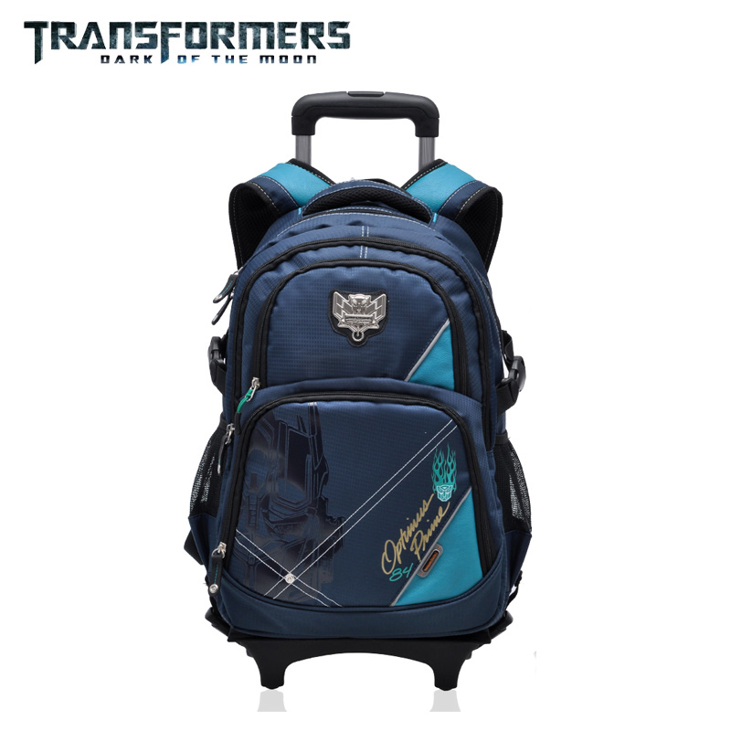 Popular Transformers Rolling Backpack-Buy Cheap Transformers ...
