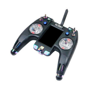 Image 1 - Flysky FS NV14 2.4G 14CH Nirvana Transmitter Remote Controller with iA8X Receiver 3.5 Inch Display Open Source For RC Models