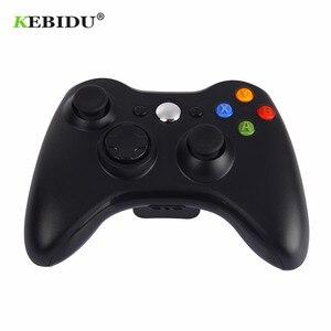 Image 2 - Manette de jeu KEBIDU 2.4GHz manette de jeu sans fil contrôleur Joypad pour Console Xbox 360 contrôle PC pour contrôleur de jeu XBOX360