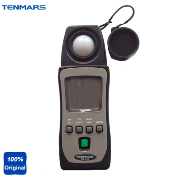 TM-720 LUX/FC Lux Meter Light Meter Tester Illuminometer