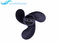 F6 309-64107-0 30964-1070M  Aluminum Alloy Propeller for Tohatsu Nissan  2.5hp 3.5hp / Mercury 3.3hp outboard motors 7.4 X 5.7