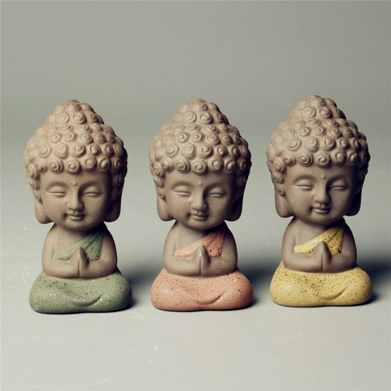 Buy Antique Handcrafted Buddha Lantern For Corporate: Aliexpress.com : Buy Small Buddha Statue Zakka Decorative