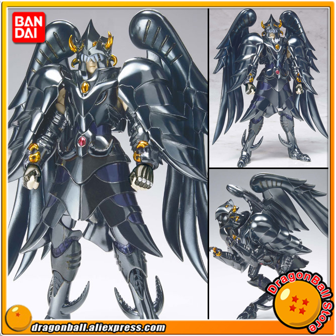 Japan Anime Saint Seiya Original BANDAI Tamashii Nations Saint Cloth Myth Action Figure - Griffon Minos soarday 1 piece 2 times dental pathological model display deep caries shallow caries teaching model