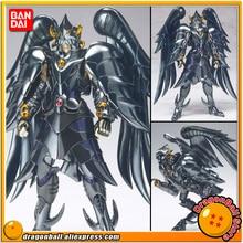 "Japonya Anime ""aziz Seiya"" orijinal BANDAI Tamashii milletler Saint bez efsane aksiyon figürü Griffon Minos"