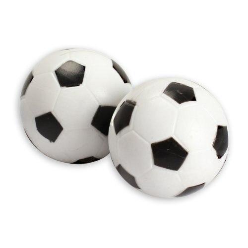 30pcs 32mm Plastic Soccer Table Foosball Ball Football soccer-specific stadium