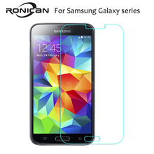 9H 0.3mm 2.5D Arc Tempered Glass For Samsung Galaxy S6 S5 S4 S3 S2 Note 5 Note 4 Note 3 Note 2 Explosion-Proof Screen Protector hotsale 9h 2 5 d anti spy privacy premium tempered glass screen protector for samsung galaxy note 3