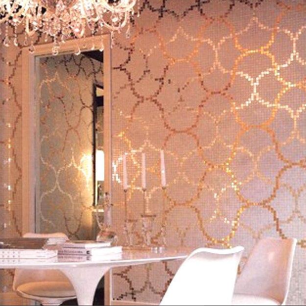 Hochwertig Lantern Glass Mosaic Pattern Design Liaisons Mosaic Patterns Ideas KL118 In  Wallpapers From Home Improvement On Aliexpress.com | Alibaba Group